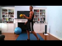 20 MINUTE HOME GYM KETTLEBELL WORKOUT