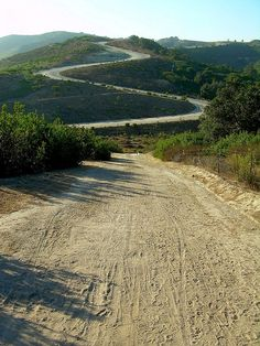 Christianitos Trail ~ San Onofre State Beach Park, CA.