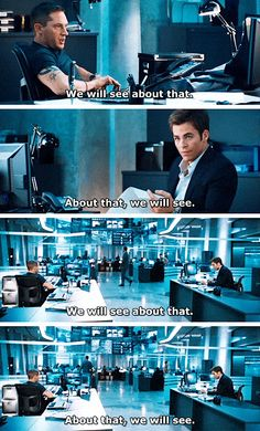 This Means War-this movie was a huge waste of my time, but it did have a couple funny parts