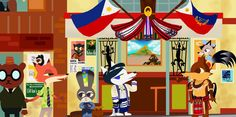 12 Inspirational Artworks For Philippine Independence Day • GoInspire.Me