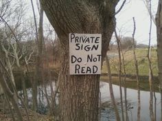 Funny-sign