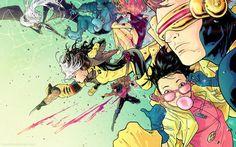 X-Men by Russell Dauterman