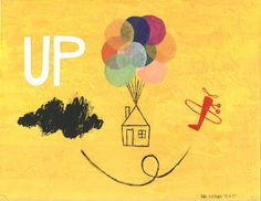 Up! One of my favorite movies of all time.