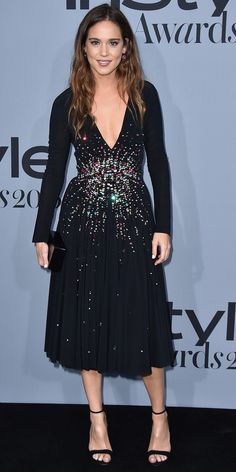 See the Stars on the 2015 InStyle Awards Red Carpet - Matilda Anna Ingrid Lutz  - from InStyle.com