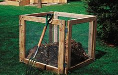 Easy Compost Bin