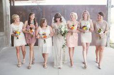 NewBusinessPower - Blog View - Idées de style unique de demoiselle d'honneur pour mariage nupt