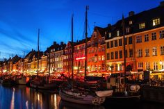 Copenhagen is the capital of Denmark and the most populous city of the country, but what are the best areas to visit?