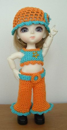 Lati Yellow 4 pc Outfit Set Dancing Queen by TeenyWeenyDesign