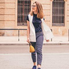 Taller de costura - chalecos - Looks and DIY