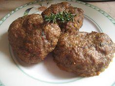 Ζουζουνομαγειρέματα: Μπιφτέκια αφράτα στο φούρνο Yams, Meat, Ethnic Recipes, Food, Essen, Meals, Yemek, Eten