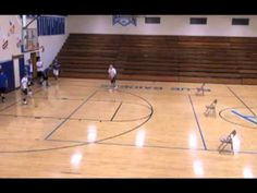 Fast Break Drill To Improve Decision Making and Finishing - 2 on 1 Chaser Basketball Court Size, Basketball Practice, Basketball Plays, Basketball Is Life, Basketball Skills, Basketball Quotes, Basketball Hoop, Volleyball, Basketball Game Tickets