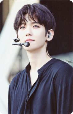 Baekhyun - 171027 'Exoplanet #3 - The EXO'rDium [dot] Live Album' photocard