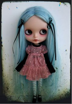 Zaloa's Studio Custom Blythe by Zaloa27~ Home and catching up!, via Flickr