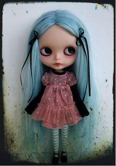 Zaloa's Studio Custom Blythe by Zaloa27~ Home and catching up!, via Flickr