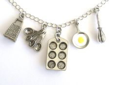 I'm not sure if this is a necklace or a bracelet, but I love it.  I would definitely wear this.  It's $28.00 on Etsy.