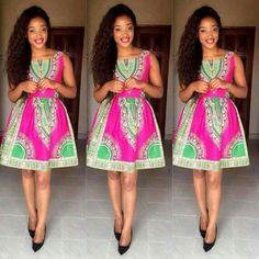 ankara dress by princessosahon ideas for chitenge