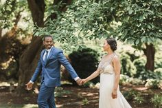 Anna Campbell bride. Bridal style. Estate wedding. Walking pose idea.  Side bun wedding hair.   Back of gown shot.  Jeweled wedding dress. Blush and navy wedding. Vow Renewal ideas. Gown | Anna Campbell Floral Design + Event Stylist | A Styled Fete Venue | Belmont Hall Stacy Hart Photography