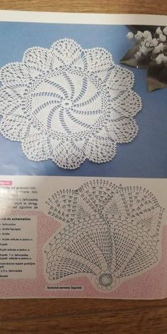 Best 12 crochet patterns for doilies – SkillOfKing. Crochet Doily Diagram, Filet Crochet, Crochet Motif, Hand Crochet, Crochet Thread Patterns, Crochet Designs, Crochet Dreamcatcher, Crochet Dollies, Crochet Tablecloth