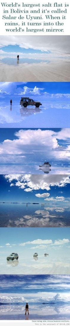 Border between heaven and Earth