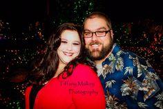 Family. Couple. Christmas. Engagement.