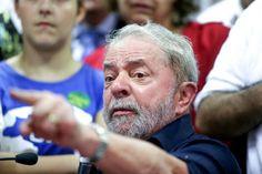 I P A N G U A Ç U            A G O R A: Alvo da Lava Jato, ex-presidente promete retomar a...