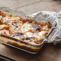 Browse the : « Scalloped Sweet Potatoes Scalloped Sweet Potatoes, White Potatoes, Lasagna, Vegetarian Food, Healthy Food, Cheese Potatoes, Ethnic Recipes, The Dish, Side Dishes