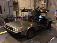 "Ready to go back in time with the car made famous in ""Back to the Future""? The DeLorean is going back into production for the first time in nearly 35 years."
