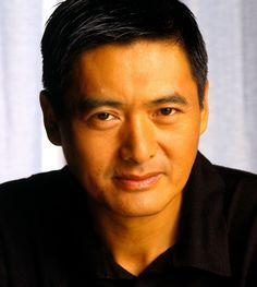 In honor of my gorgeous Chinese husband....oh how I remember when you looked like Chow Yun Fat.