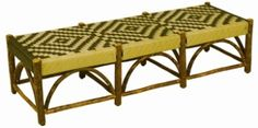 Old Hickory Sun Valley Triple Outdoor Bench Wooden Outdoor Furniture, Furniture, Old Hickory Furniture, Old Hickory, Outdoor Furniture, Hickory Furniture, Iconic Furniture, Rustic Outdoor Furniture, Outdoor Wood Furniture