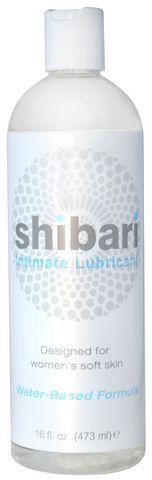 Shibari Personal Lubricant Water-Based - 16 oz. Funtimes209
