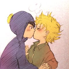 South Park ~~ Craig x Tweek.