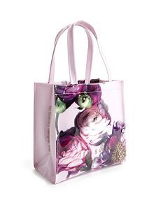 Littcon Small Sunlit Floral shopper bag