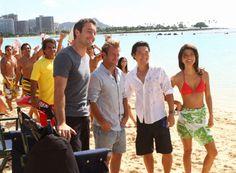 Cast of Hawaii Five-0
