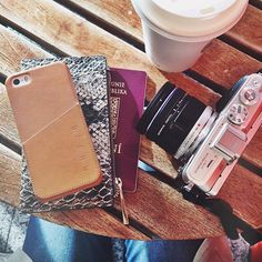 #Mujjo iphone sleeve - By @nicole_e from #prague - Available at woodies.cz