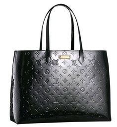 Louis Vuitton 2014 Wilshire GM Black Totes