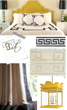 Greek Key Roundup