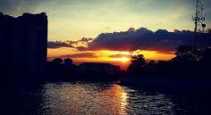 Sunset of hope
