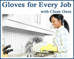 Back To School Giveaway: Gloves for Every Job – Clean Ones & $75 Walmart Gift Card — 5 Minutes for Mom