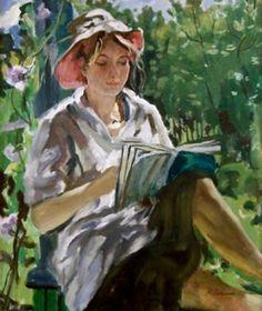 Sunlight, 1998. Nikolay Repin (Russian, 1932- ).