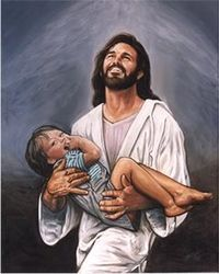 For Ian by Steven S. Sawyer - 10 Unframed Options Jesus Smiling, Jesus Reyes, Image Jesus, Pictures Of Jesus Christ, Religious Pictures, Religious Sayings, Biblia Online, Jesus Face, A Course In Miracles