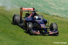 GP de Australia 2014 - Libres 1 - Jean-Éric Vergne