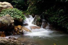 Vietnam Travel: Choi waterfall