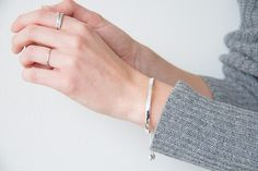 Monica Vinader friendship bracelet Have you seen this one: asos.do/XGIjqy - so clean, minimal and beautiful.