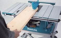 Makita Power Tools South Africa - Table Saw MLT100