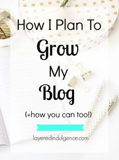 Are you starting or looking to grow your lifestyle blog? These blogging ideas and tips will help you generate traffic, build your audience, and eventually make money! From the best Pinterest practices to tips on growing a community, this is how I plan to