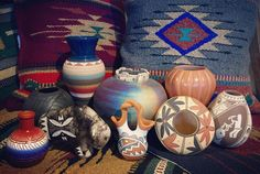 Happy #EarthDay! We're celebrating with pottery and made from the Earth! The Museum Store has several types of pottery including Hopi, Navajo and horsehair.  store.nationalcowboymuseum.org  #happyearthday #earthart #pottery #nativeamerican #nativeamericanpottery #clay #clayart #raku #horsehair #horsehairpottery #navajo #navajopottery #hopi #hopipottery #mataortiz #mataortizpottery #bison #buffalo #vase #weddingvase #pot #ceramic #ceramics #pueblo #handmade #nativeamericanmade #madeinamerica…
