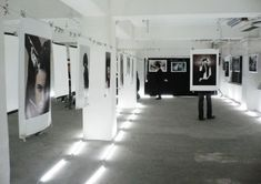 The venue for the exhibition is the second floor of Pacific House, a large open space just above 20 Queens Road in Central.To get there, walk around to the side of the building closest to A Bathing Ape.Take the escalator up to the second floor and take the first right.Guests at any of Diesel's events at the same space would be surprised at how well the room served as a gallery, rather than a party venue. The large open area was neatly sub-divided by lines of prints hanging throughout the…