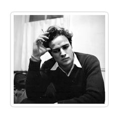 Marlon Brando Eye Roll, Marlon Brando Wife, Marlon Brando James Dean, Marlo Brando, Veronica Lake, Classic Hollywood, Old Hollywood, Beautiful Celebrities, Beautiful Men