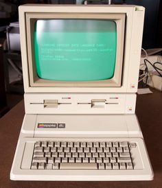11 Best Apple IIe images in 2019 | Apple Computers, Apple iie, Old