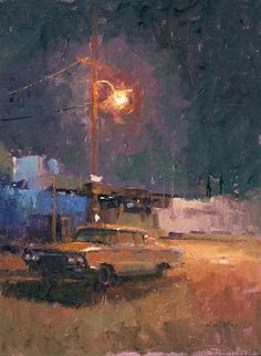 William Wray- Lincoln Heights night.
